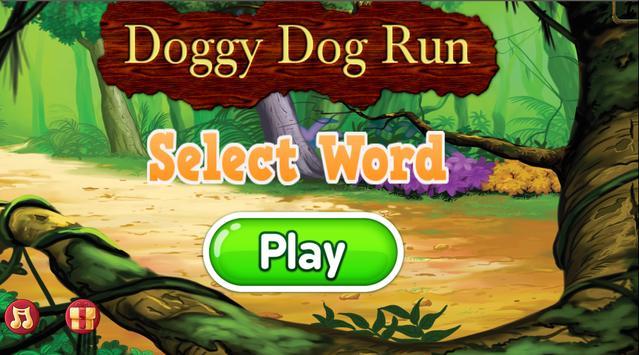 Doggy Dog Run poster