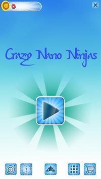 Crazy Nano Ninja poster