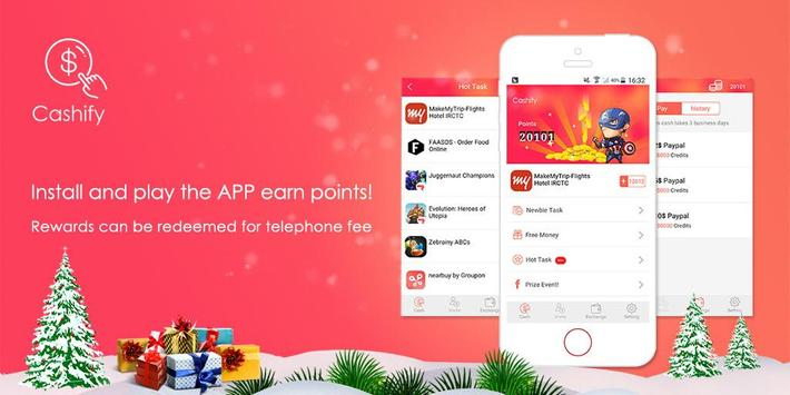 Redeem Pulsa : Reward Gratis screenshot 6