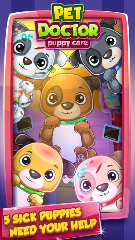 Anjing kecil dokter hewan for Android - APK Download e31b37f189