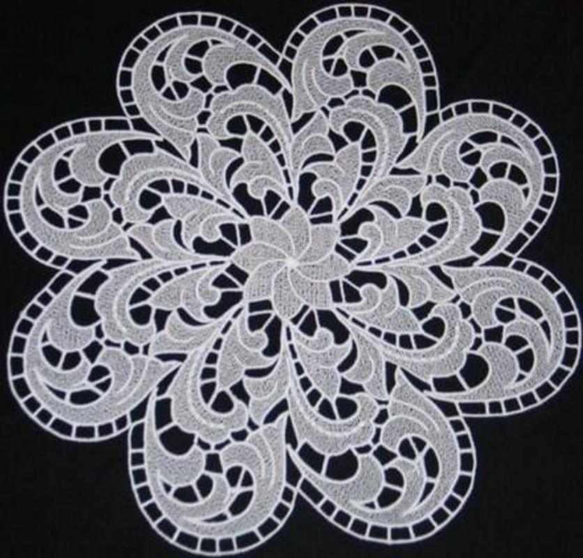 Doilies crochet patterns beginner free APK Download - Free Lifestyle ...