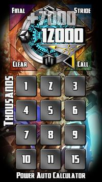 Vanguard Power Calculator apk screenshot