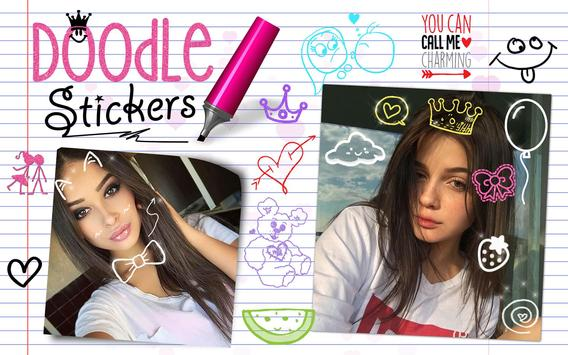 Doodle Photo Editor 😜 Stickers for Pictures screenshot 10