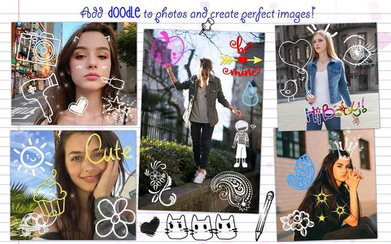 Doodle Photo Editor 😜 Stickers for Pictures screenshot 11