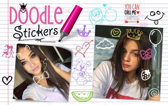 Doodle Photo Editor 😜 Stickers for Pictures screenshot 7