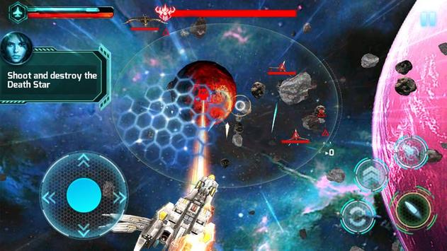 Galaxy Strike screenshot 1