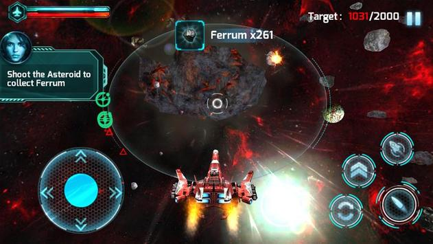 Galaxy Strike screenshot 2