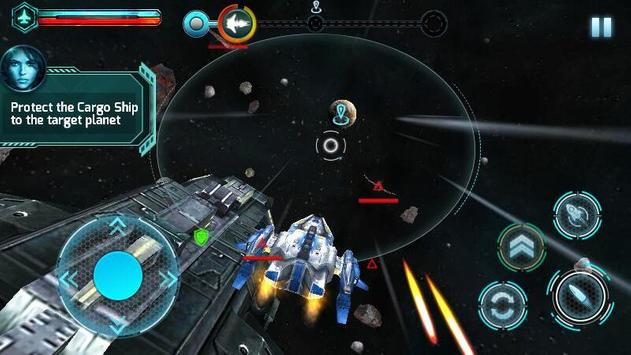 Galaxy Strike screenshot 4