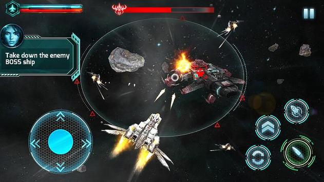 Galaxy Strike screenshot 5