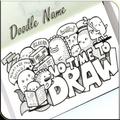 Doodle Name Art