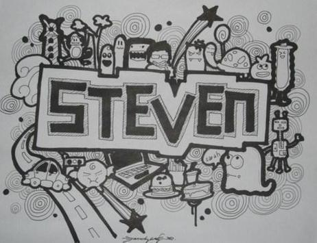 Doodle Name Art apk screenshot