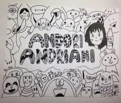 Doodle Name Art screenshot 3
