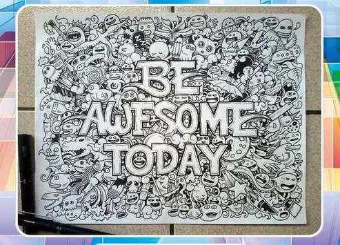 Doodle Art apk screenshot