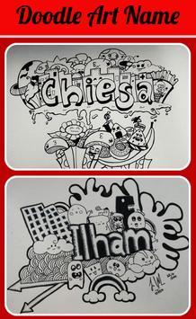 Doodle Art Name apk screenshot