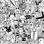 Doodle Art Alley icon