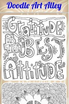 Doodle Art Alley poster