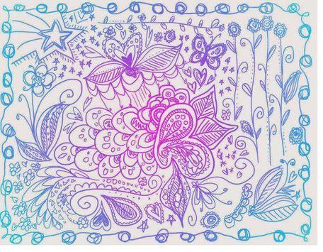 Cool Doodle Art Drawing screenshot 11