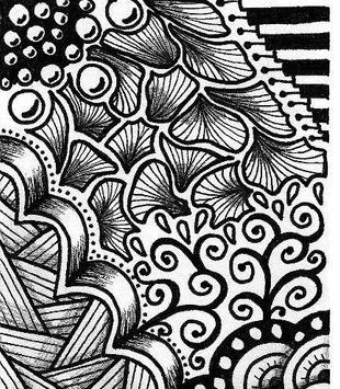 Cool Doodle Art Drawing screenshot 1