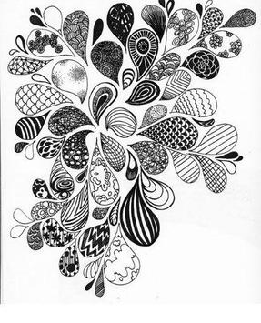 Cool Doodle Art Drawing screenshot 2