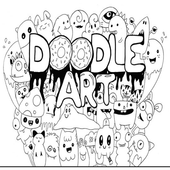 Doodle Art Ideas icon