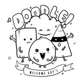 Doodle Art Ideas icon