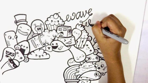 Doodle Art Ideas apk screenshot