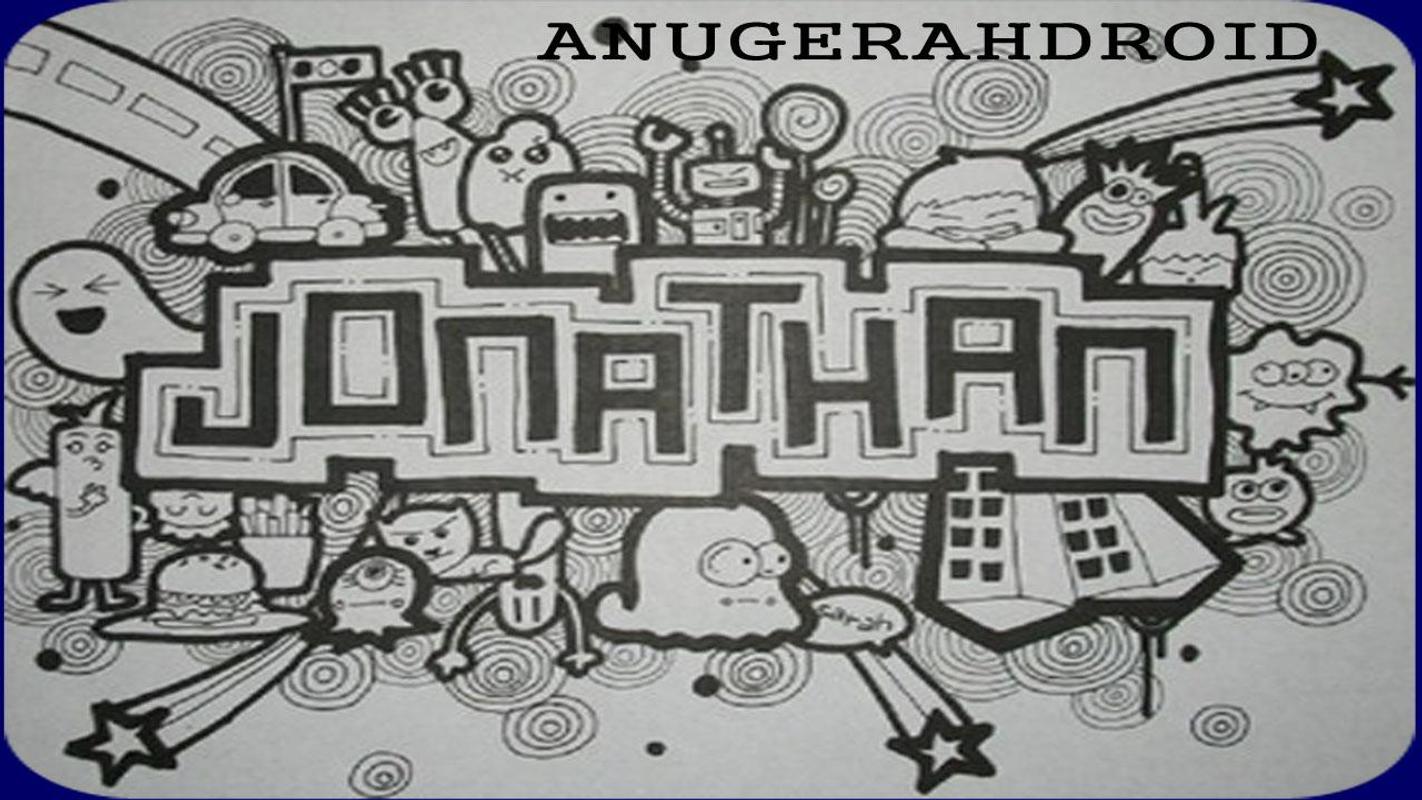 Kerajinan doodle nama screenshot 5