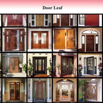 Leaf doors poster