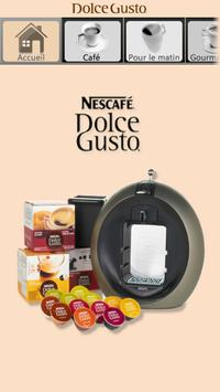 Dolce Gusto Free poster
