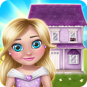 Doll House Decorating Games icon