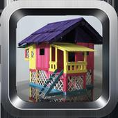 Doll House Design Idea icon