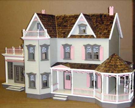 Doll House Design Idea apk screenshot