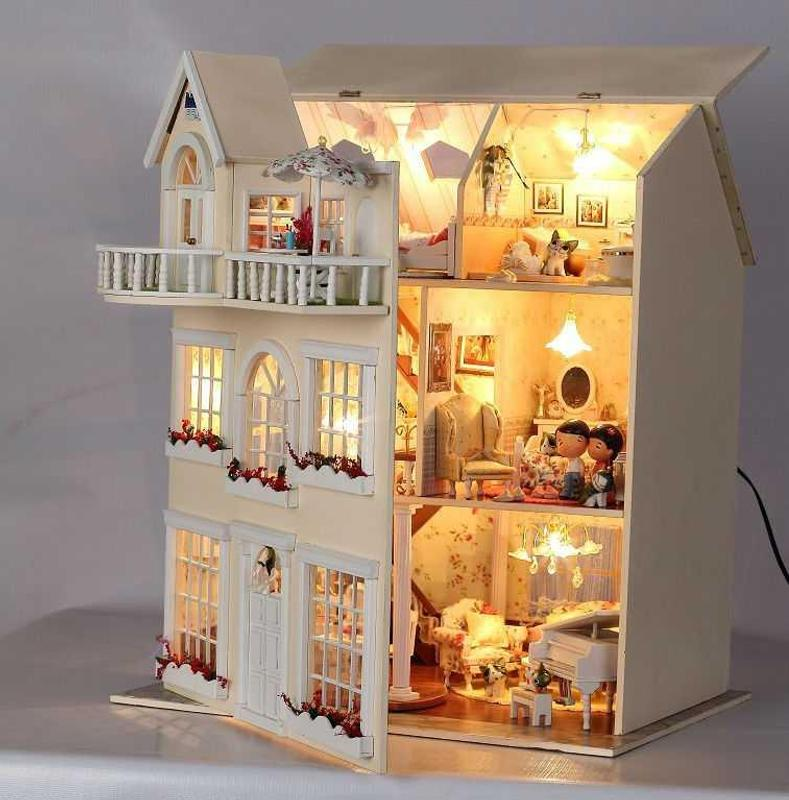 Modern Doll House Design Ideas For Android