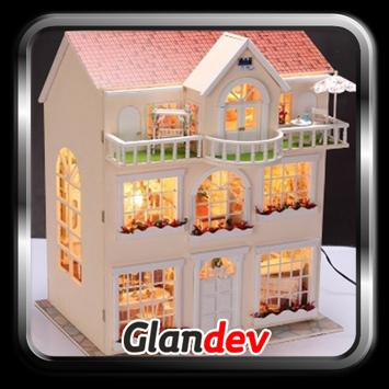 Doll House Design Ideas poster