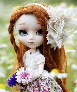 ... Doll Wallpaper HD apk screenshot ...