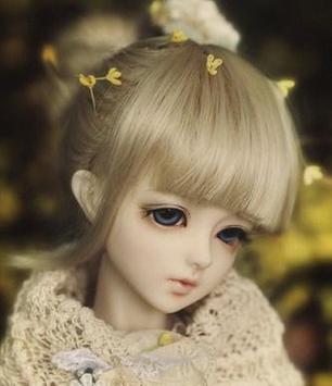 ... Doll Wallpaper HD screenshot 5 ...