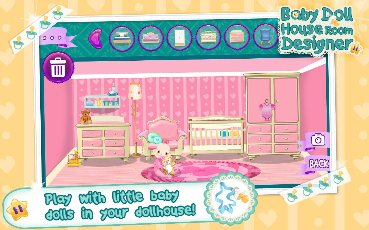 Baby Doll House Room Designer Apk Download Free Casual Game For Android