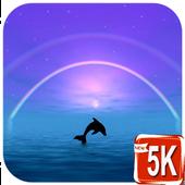 Dolphin Wallpaper icon