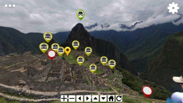Machu Picchu 360 poster