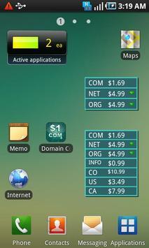 Domain Coupons by DPM apk screenshot