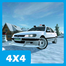 Off-Road Winter Edition 4x4 APK Android