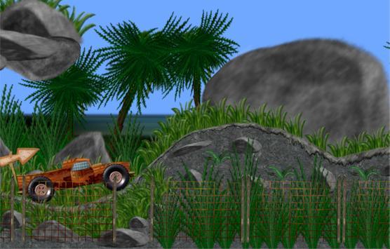 Wreck hill racing apk screenshot