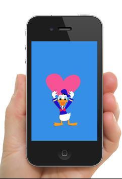 Donald Duck And Daisy Wallpaper HD apk screenshot