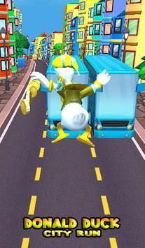 Donald Power Duck Run screenshot 2