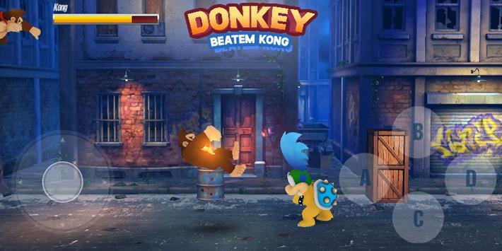 Donkey Beatem Kong Power screenshot 1