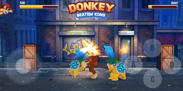 Donkey Beatem Kong Power screenshot 3