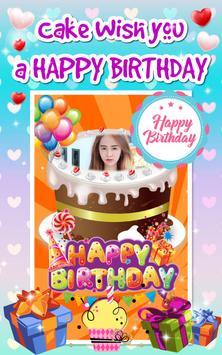 New Cake Birthday Photo Editor screenshot 4