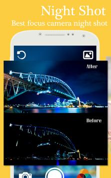 Selfie HD Camera Pro screenshot 1