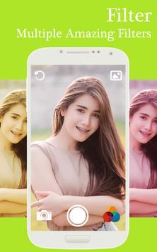 Selfie HD Camera Pro screenshot 2