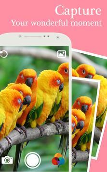 Selfie HD Camera Pro screenshot 4
